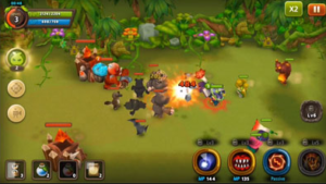 game online moba android